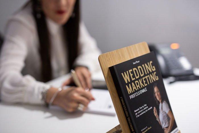 Consulenza Wedding Marketing Libro Ines Pesce