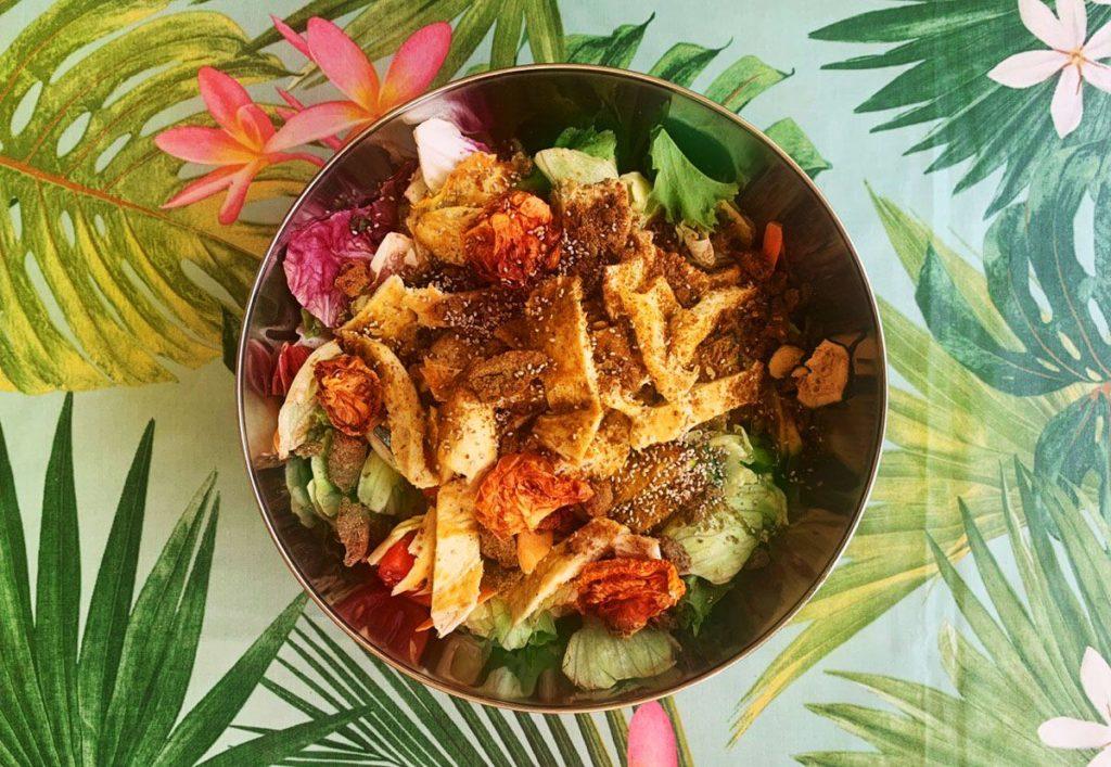 esempio di bowl con brain food