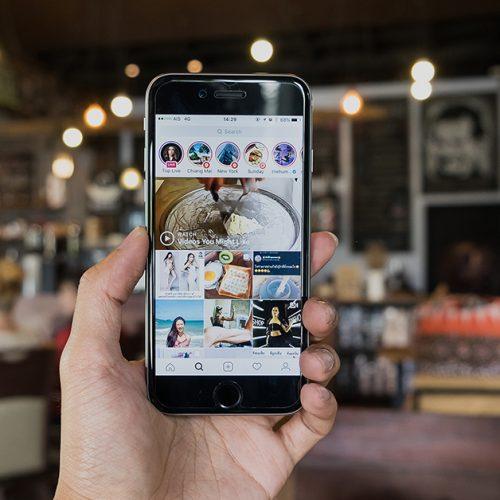 Come creare contenuti su Instagram
