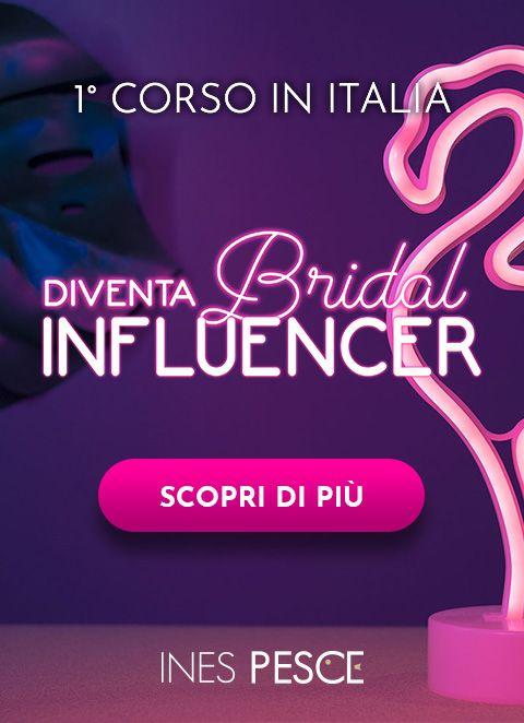 Bridal influencer Corso