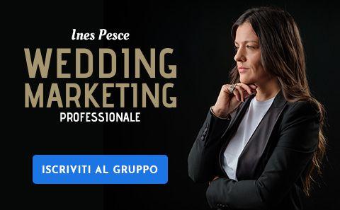 Banner Wedding Marketing Professionale
