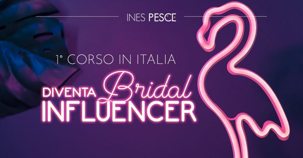 Bridal influencer