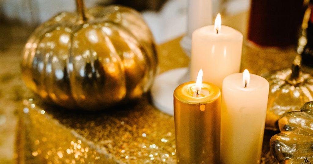 zucca e candele